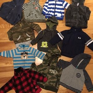 Other - 6-12 months sweaters lot of 11
